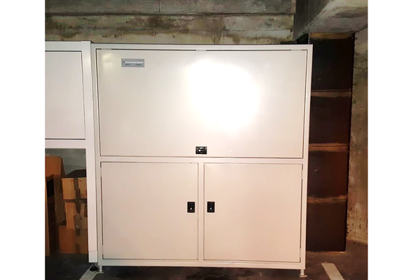 Jaloc Storage Locker Dual Level locking secure carpark apartment safe