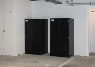 Jaloc Storage Locker Upright Hinged Door