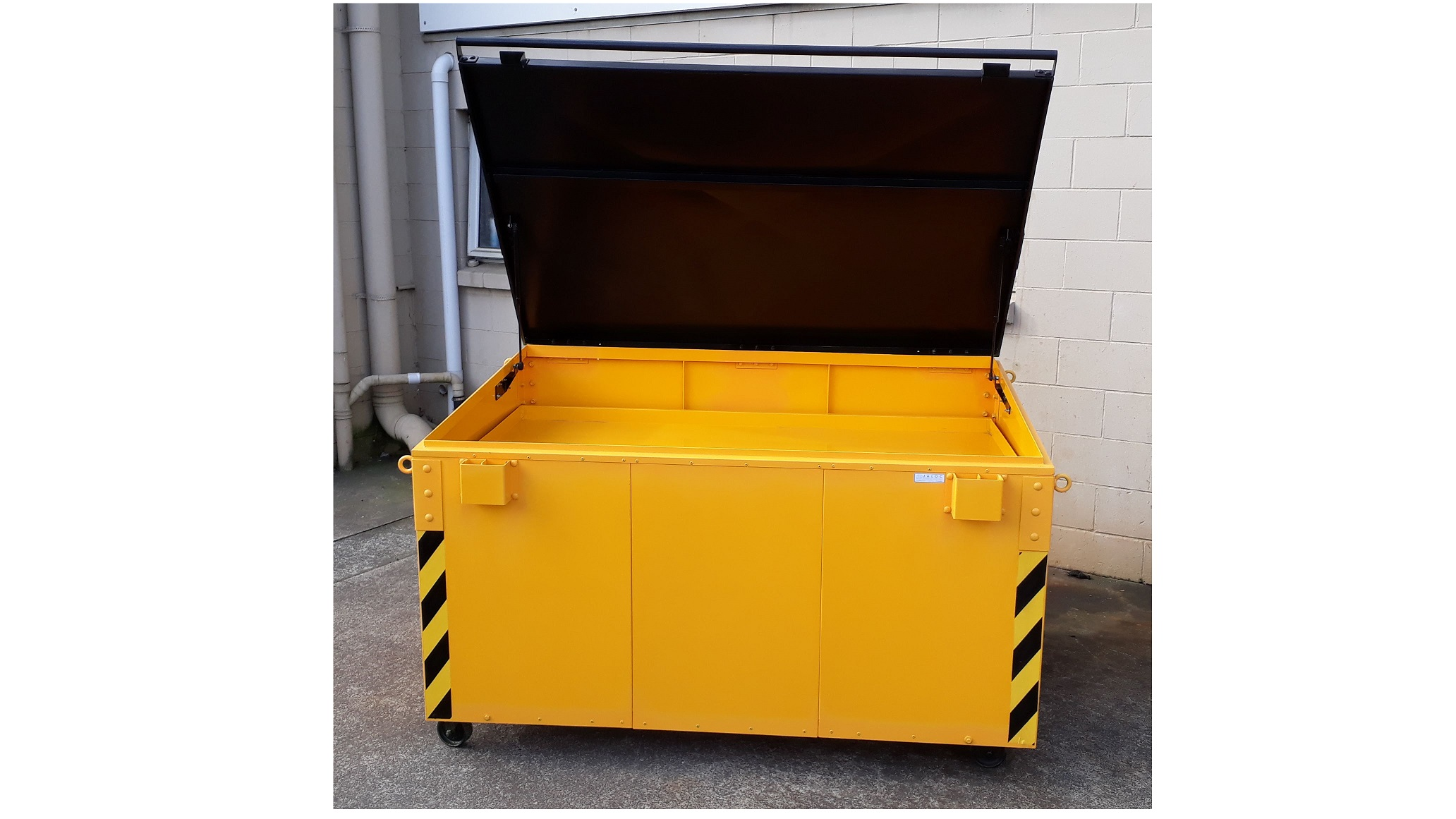 Jaloc Sitebox secure tool and equipment storage