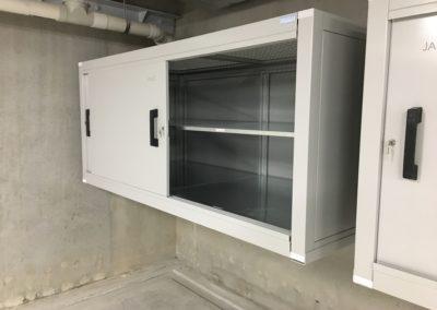 carpark Apartment storage ideas NZ