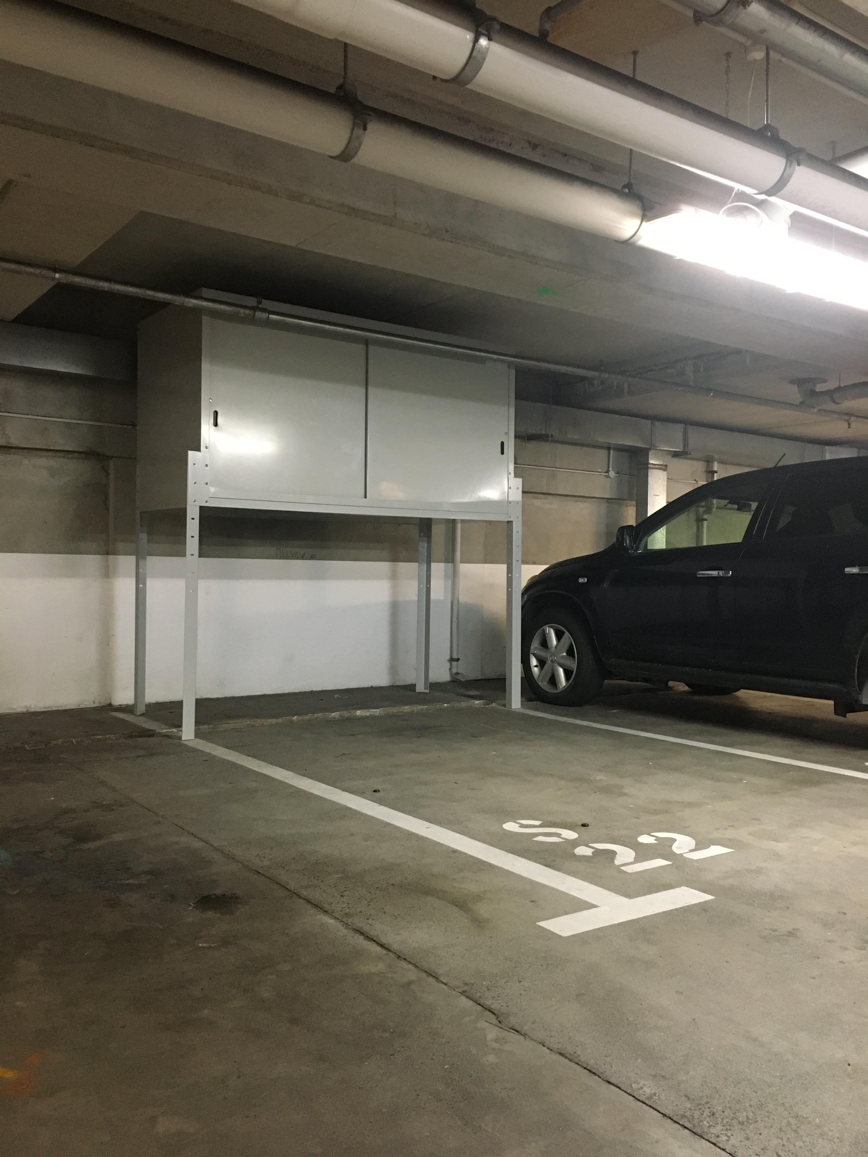 garage metal storage cabinet made to order