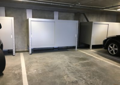 Storage Lockers Takapuna North Shore Northcote Auckland Apartment Carpark 31
