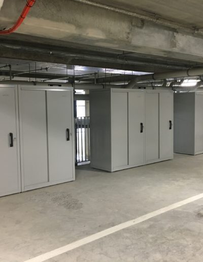 apartment carpark storage Union Green Auckland