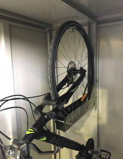 Jaloc Bike storage locker