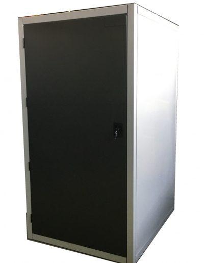 Jaloc metal storage unit