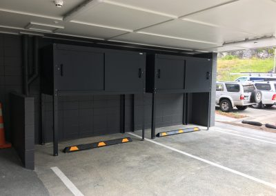 Jaloc Over Bonnet Metal Storage Cabinet