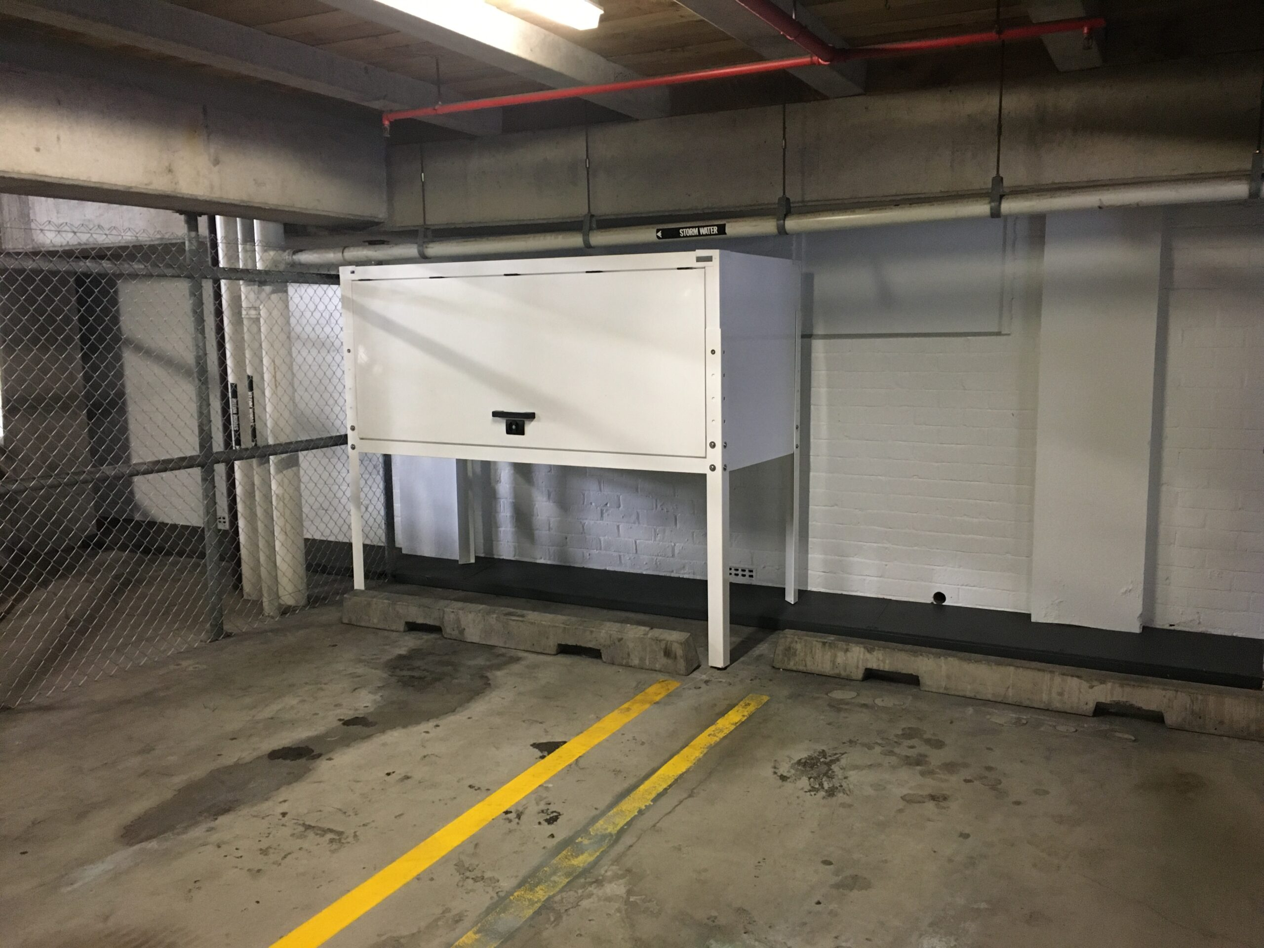 Jaloc Storage Locker made to fit any space