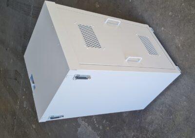 Jaloc Industrial Cabinet Vented Battery Locker