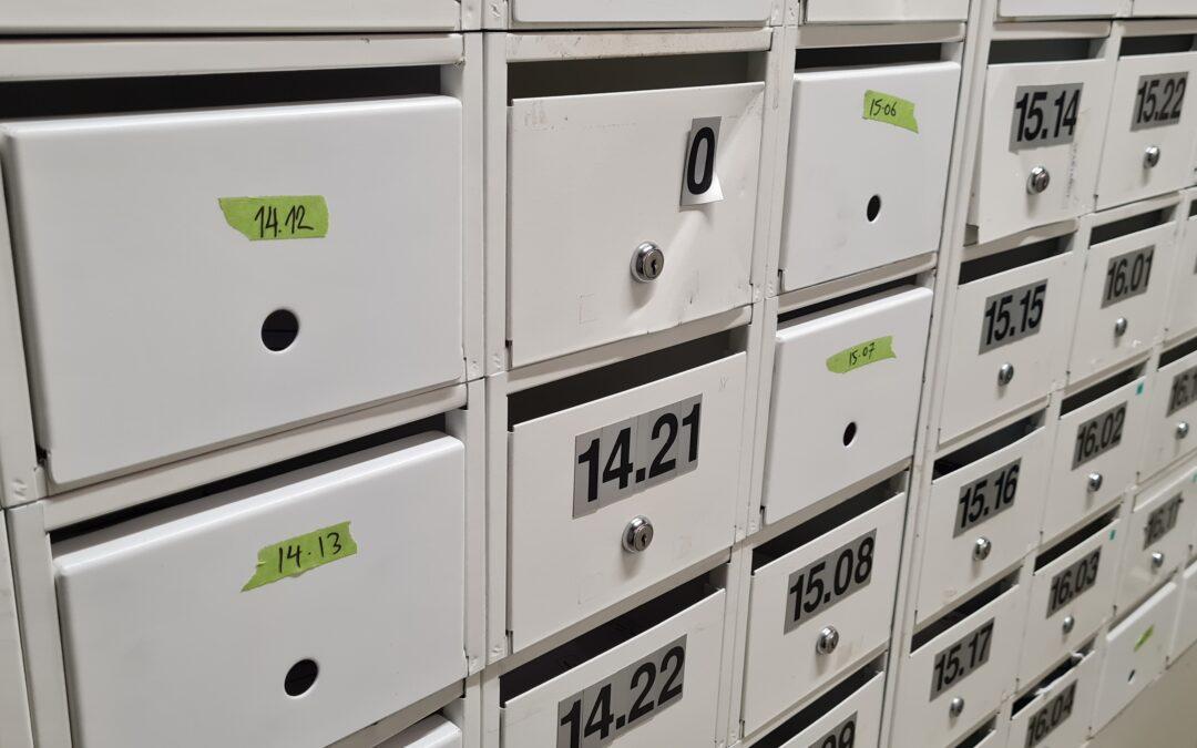 Jaloc Mail Box Door Replacement