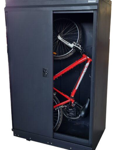 Jaloc Metal Storage Locker for Bikes and more
