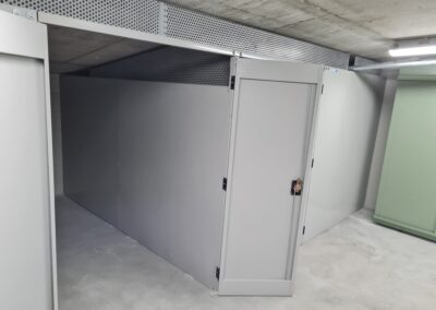 Jaloc Partition Locker System Mt Eden Auckland